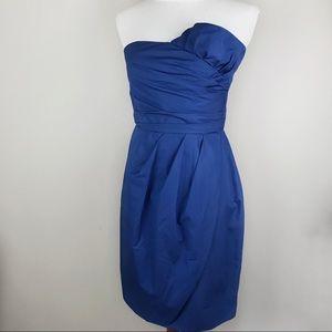 J. CREW Gabby Dress in Cotton Tafetta